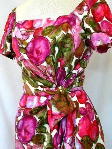 Ceil Chapman Dress