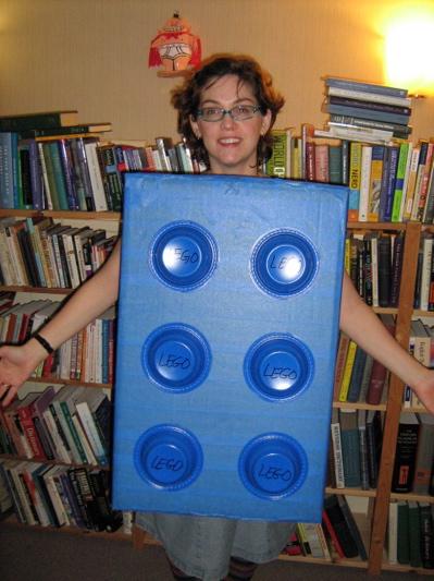 Lego Costume