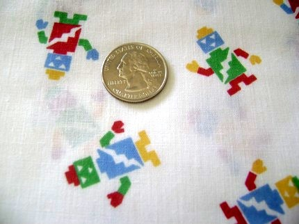 robot fabric