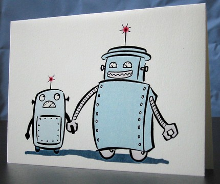 mama robot