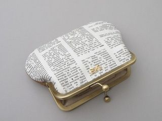 Dictionaryclutchpurse