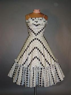 dot sundress