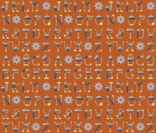 Alphabots_spoonflower